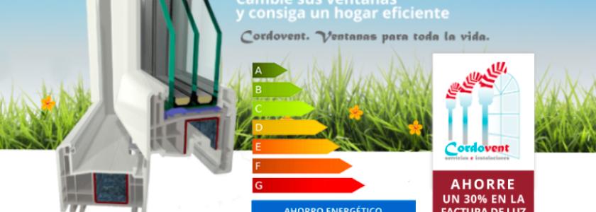 Cambie sus ventanas y consiga un hogar eficiente - Cordovent – Ventanas PVC y ALUMINIO en Córdoba